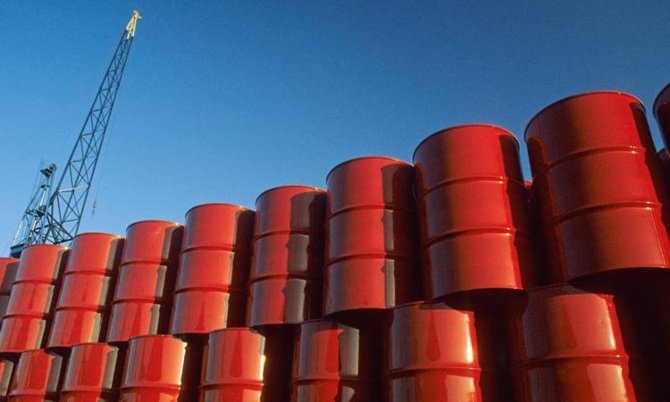 1 varil brent petrol kaç litre