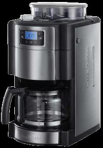 kahve öğütüvülü filtre kahve makinesi