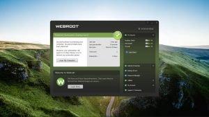 webroot software